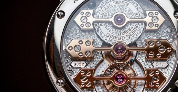 Luxury watches: <br>A timely <br>alternative investment?
