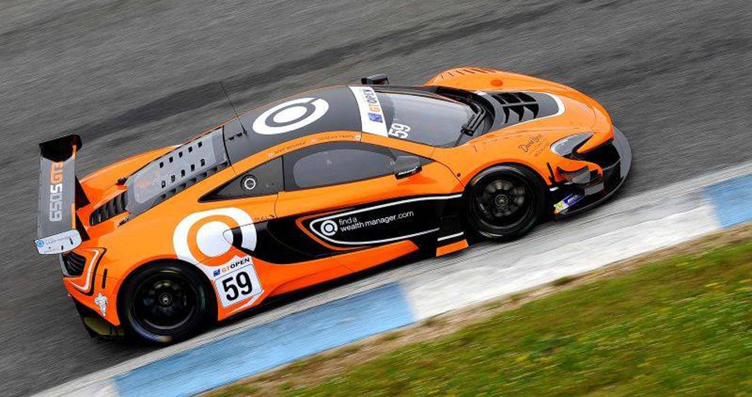 International GT Open Series, News, Sponsored