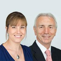 Brown Shipley - Roger Clarke & Rebecca Williams